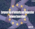 Giornata europea della solidarietà e della cooperazione tra le generazioni