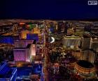 Las Vegas di notte, Stati Uniti