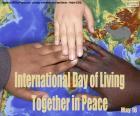 Giornata Internazionale della Convivenza in Pace
