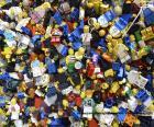 Rompicapo di Figure Lego