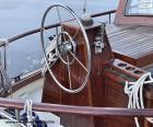 Rompicapo di La ruota del timone di una barca a vela