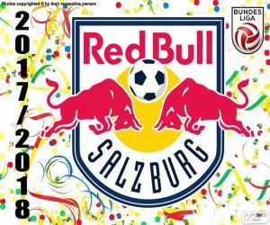Rompicapo di Red Bull Salisburgo, Bundesliga 2017-18