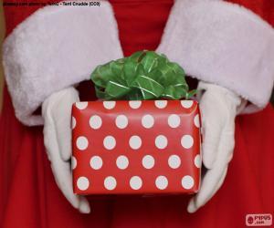 Rompicapo di Regalo di Babbo Natale