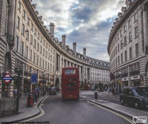 Rompicapo di Regent Street, Londra