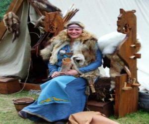 Rompicapo di Regina viking
