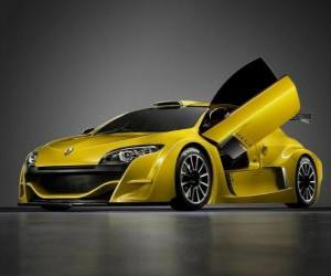 Rompicapo di Renault Megane Trophy