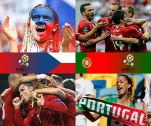 Rompicapo di Repubblica Ceca - Portogallo, quarti di finale, Euro 2012