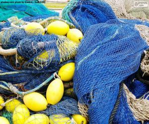 Rompicapo di Rete da pesca