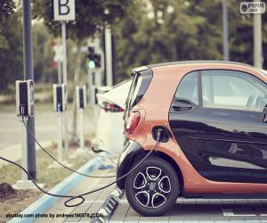 Rompicapo di Ricarica auto elettriche
