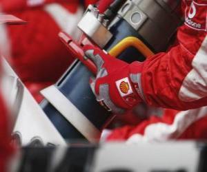 Rompicapo di Rifornimento F1