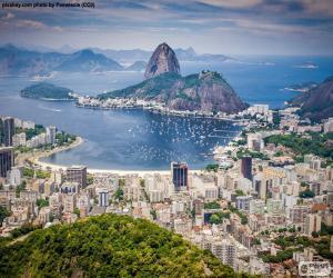 Rompicapo di Rio de Janeiro, Brasile