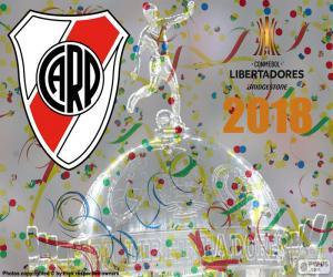 Rompicapo di River, campione di Libertadores 2018