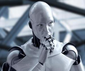 Rompicapo di Robot extraterrestre