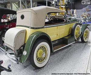 Rompicapo di Rolls-Royce, 1929