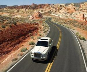 Rompicapo di Rolls-Royce Phantom
