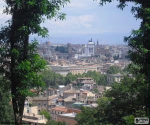Rompicapo di Roma, Italia