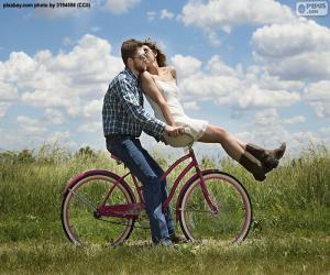 Rompicapo di Romantico in bicicletta
