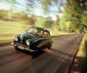Rompicapo di Saab 92 (1950)