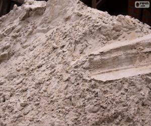 Rompicapo di Sabbia per edilizia