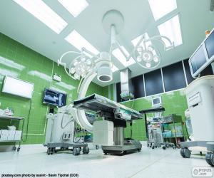 Rompicapo di Sala operatoria