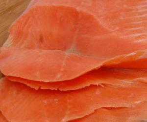 Rompicapo di Salmone affumicato