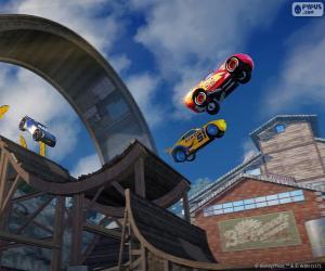 Rompicapo di Salto, Cars 3 il videogioco