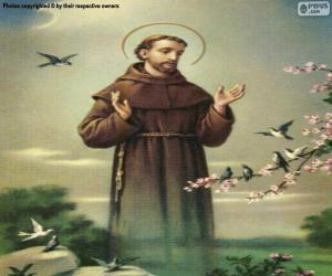 Rompicapo di San Francesco d'Assisi