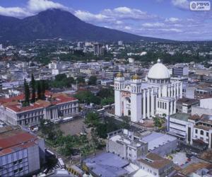 Rompicapo di San Salvador, El Salvador