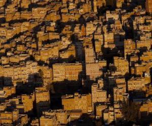 Rompicapo di Sanaa, Yemen