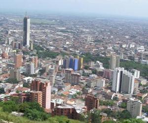 Rompicapo di Santiago de Cali, Colombia