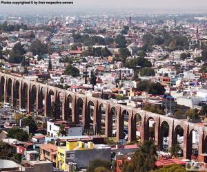 Rompicapo di Santiago de Queretaro, Messico