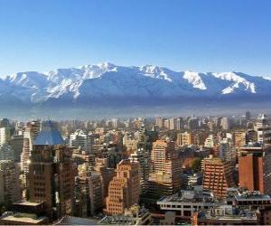 Rompicapo di Santiago del Cile, Cile