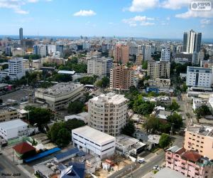 Rompicapo di Santo Domingo, R. Dominicana