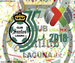 Rompicapo di Santos, Clausura 2018