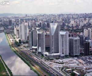 Rompicapo di Sao Paulo, Brasile