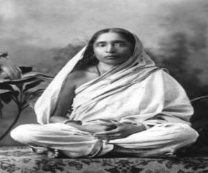 Rompicapo di Sarada Devi, moglie e partner spirituale di Ramakrishna Paramahamsa