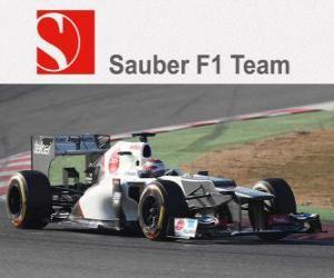 Rompicapo di Sauber C31 - 2012 -