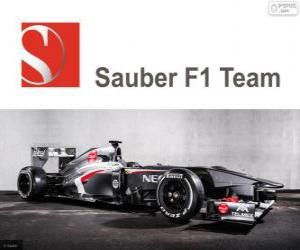 Rompicapo di Sauber C32 - 2013 -