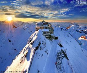 Rompicapo di Schilthorn, Svizzera