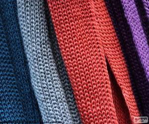 Rompicapo di Sciarpe di lana