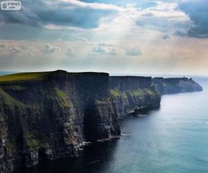 Rompicapo di Scogliere di Moher, Irlanda