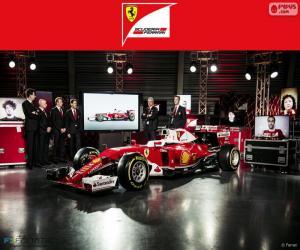 Rompicapo di Scuderia Ferrari 2016