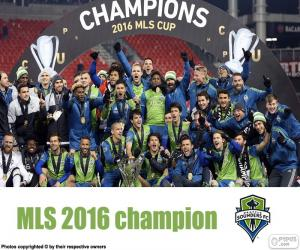 Rompicapo di Seattle Sounders, MLS 2016