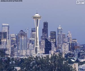 Rompicapo di Seattle, Stati Uniti d'America