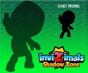 Rompicapo di Secret Invizimal. Invizimals Le creature ombra. Nessuno sa nulla di questo misterioso e segreto Invizimal