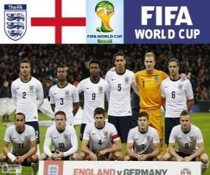 Rompicapo di Selezione di Inghilterra, Gruppo D, Brasile 2014
