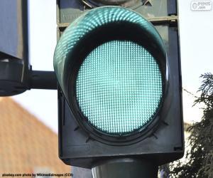 Rompicapo di Semaforo verde