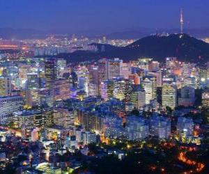 Rompicapo di Seoul, Corea del sud