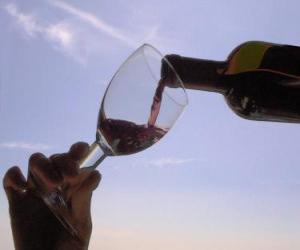 Rompicapo di Serve il vino