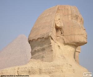 Rompicapo di Sfinge di Giza